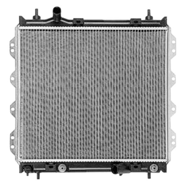 service manual how to change a radiator on a 2007 volvo. Black Bedroom Furniture Sets. Home Design Ideas