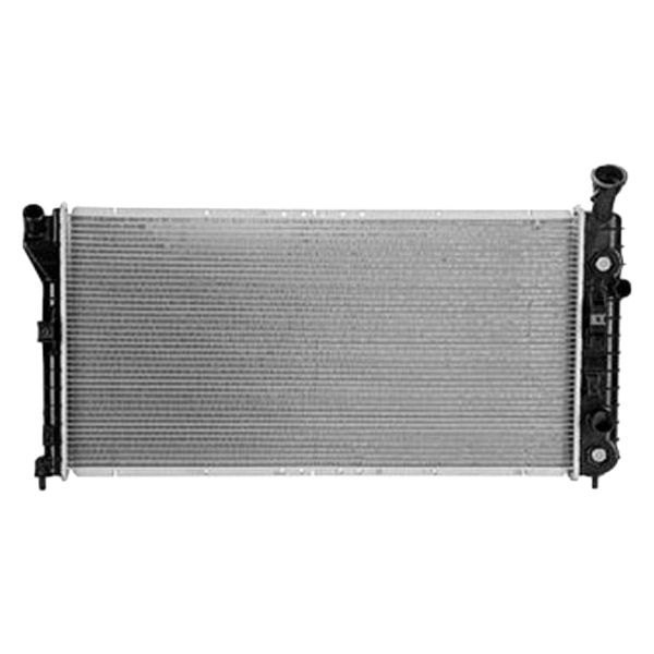 [How To Replace A Radiator For A 2003 Chrysler Pt Cruiser