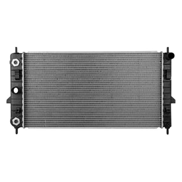 service manual how to replace a radiator for a 2009 volvo. Black Bedroom Furniture Sets. Home Design Ideas