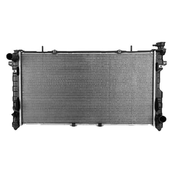 Chrysler Town And Country 2005 Radiator
