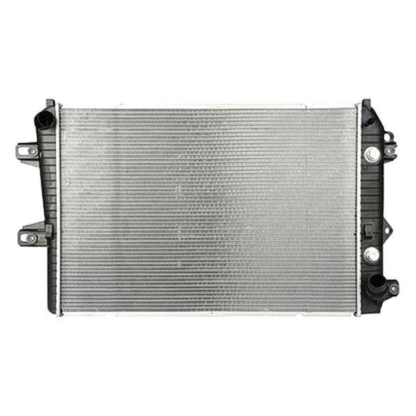 [2009 Chevrolet Silverado 1500 Radiator Change] - For ...