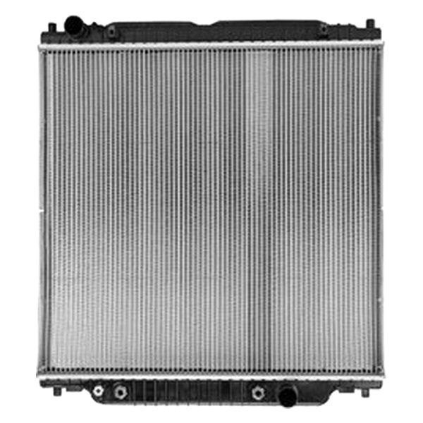 Replace ford f radiator