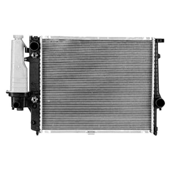 Service Manual [1993 Bmw M5 How To Replace The Radiator