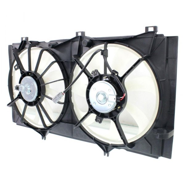 replace toyota camry 2011 radiator fan assembly. Black Bedroom Furniture Sets. Home Design Ideas