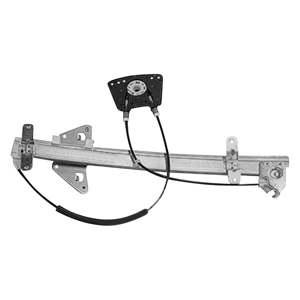 Replace ch1351145 front passenger side power window for Passenger side window motor
