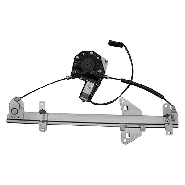 Replace Ch1550104 Rear Driver Side Power Window