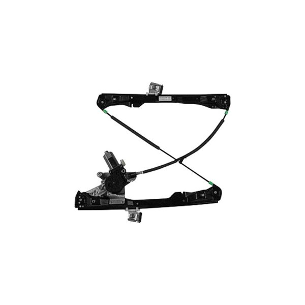 Replace ford focus 2000 2007 power window regulator for 2000 ford focus driver side window regulator