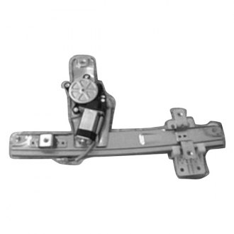 Replace® - Rear Power Window Regulator