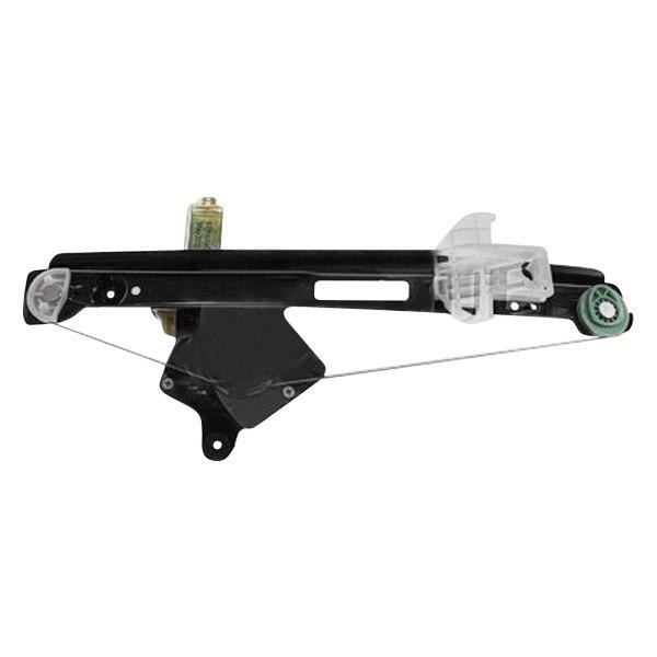 Replace fo1551112 rear passenger side power window for Passenger side window motor