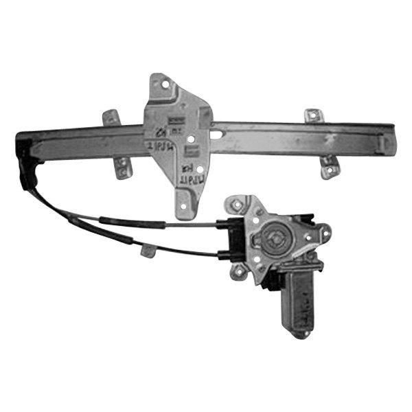 Replace buick century 1997 2005 power window regulator for 2002 buick century rear window regulator