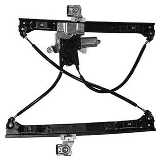 Replace® - Front Power Window Regulator