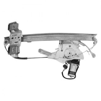 Replace® - Power Window Regulator with Motor