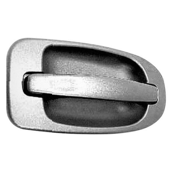 Replace Chevy Uplander 2006 2009 Rear Exterior Door Handle