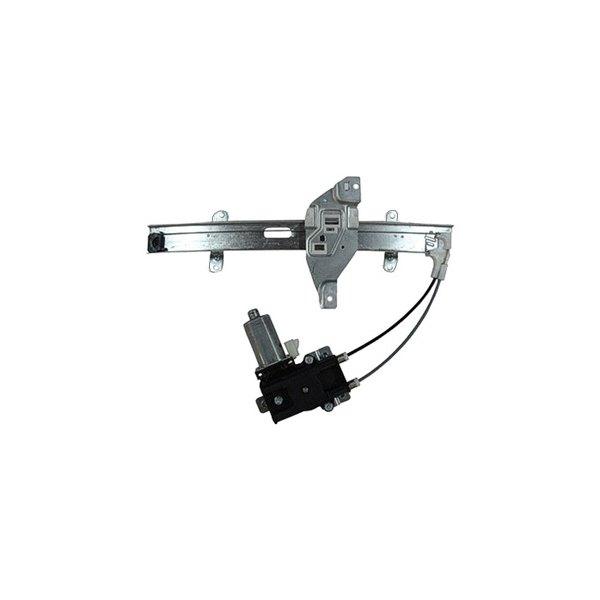 Replace gm1551102 rear passenger side power window for Passenger side window motor