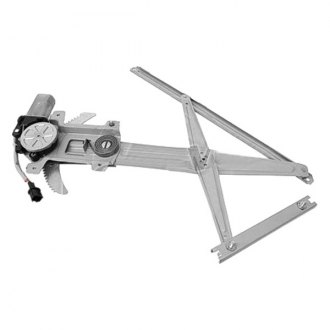 Replace® - Front Power Window Regulator with Motor