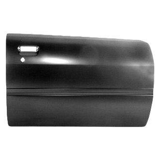 Replace® - Front Passenger Side Door Skin