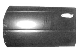 Replace® - Left Front Outer Door Panel Insert
