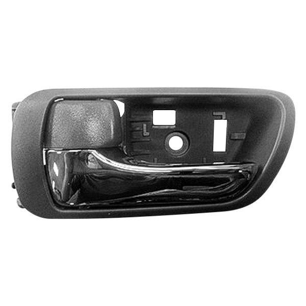 Replace toyota camry 2002 2003 interior door handle for Interior door replacement
