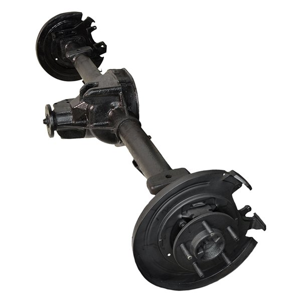 Ford Rear Axle Assembly : Replace ford f remanufactured rear axle