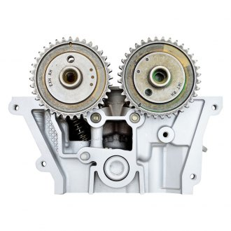 Replace® - Passenger Side Remanufactured Complete Cylinder Head