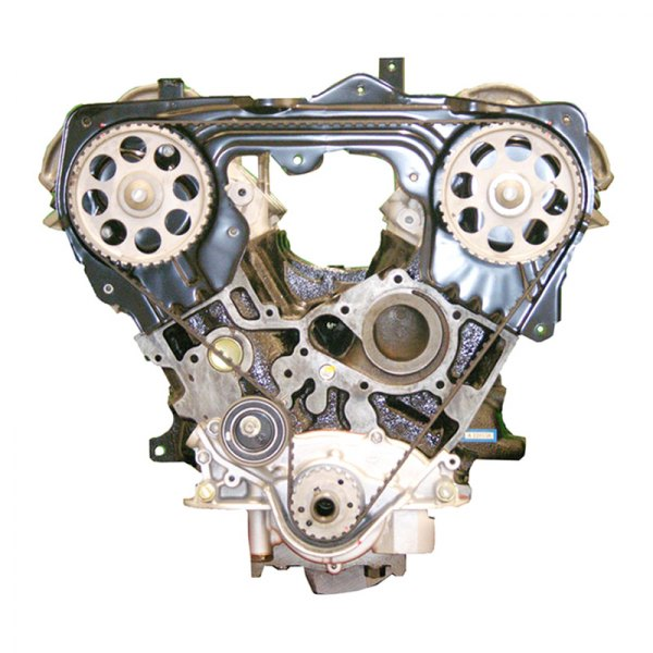 300zx Turbo Replacement Without Pulling Engine: Nissan 300ZX 1987 Remanufactured Engine Long Block