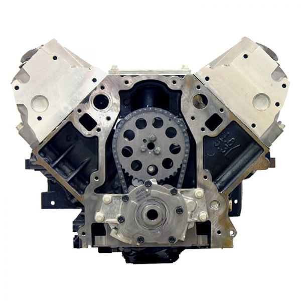 Chevy Avalanche 2002 Remanufactured Engine Long