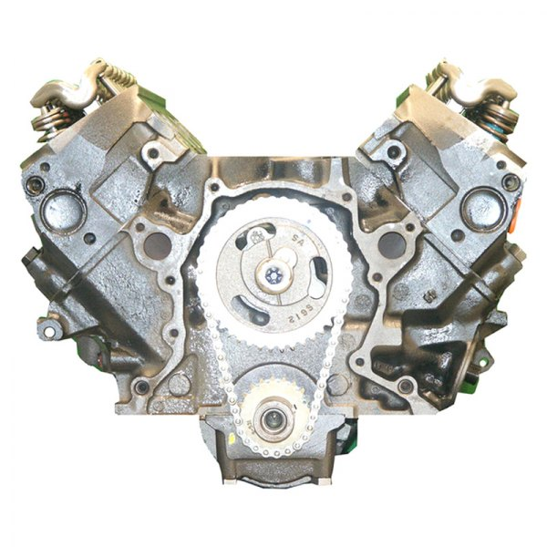 1997 Ford F350 Parts: Ford F-350 1997 Remanufactured Engine Long Block
