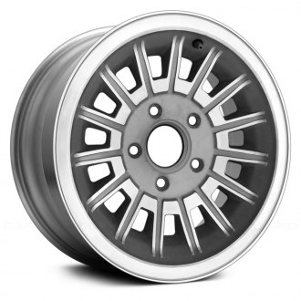 "Replace® - 14"" Remanufactured 15 Spokes Factory Alloy Wheel"