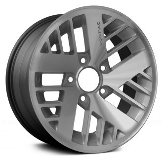 "Replace® - 15"" Remanufactured 20 Slots Factory Alloy Wheel"