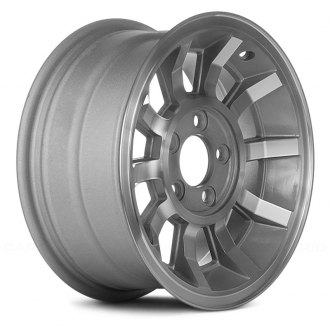 "Replace® - 15"" Remanufactured 10 Slots Factory Alloy Wheel"