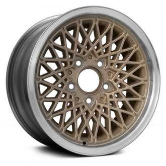 "Replace® - 15"" Remanufactured Diamond Design Factory Alloy Wheel"