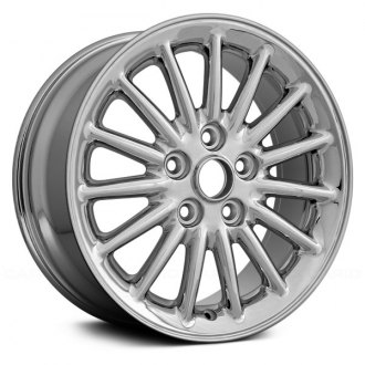 1999 chrysler town and country replacement factory wheels rims. Black Bedroom Furniture Sets. Home Design Ideas