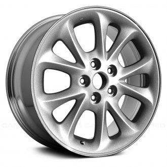 "Replace® - 17"" Replica 10 Spokes Factory Alloy Wheel"