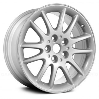 "Replace® - 17"" Remanufactured 12 Spokes Factory Alloy Wheel"