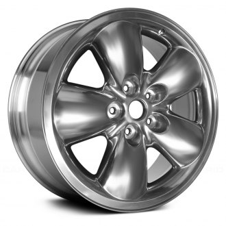 "Replace® - 19"" Remanufactured 5-Double-Spoke Factory Alloy Wheel"