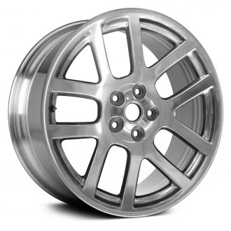 "Replace® - 22"" Remanufactured 10-Spoke Factory Alloy Wheel"