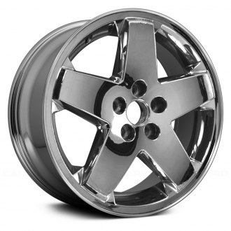 "Replace® - 18"" Replica 5 Spokes Chrome Factory Alloy Wheel"