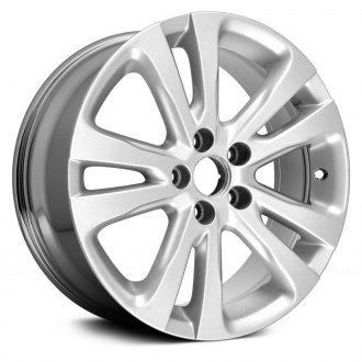 2015 Chrysler 200 Replacement Factory Wheels & Rims
