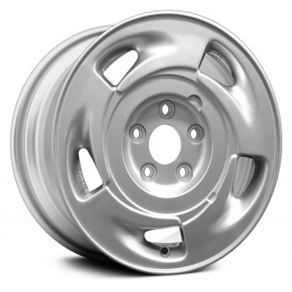 "Replace® - 15"" Remanufactured 5 Slots Factory Alloy Wheel"