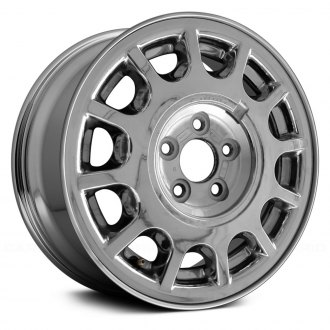 "Replace® - 15"" Remanufactured 12 Holes Factory Alloy Wheel"