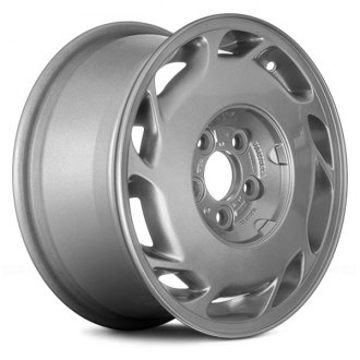 "Replace® - 15"" Remanufactured 10 Slots Standard Finish Factory Alloy Wheel"