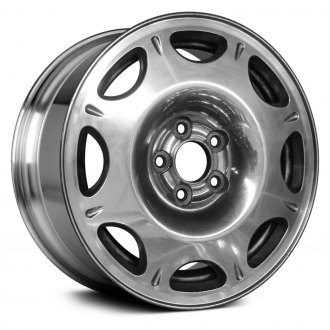 "Replace® - 16"" Remanufactured 8 Windows Factory Alloy Wheel"