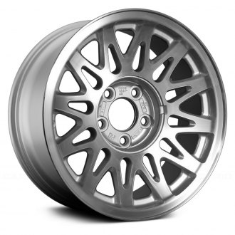 "Replace® - 16"" Replica 12 Y Spokes Silver Factory Alloy Wheel"