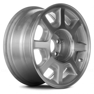 "Replace® - 16"" Remanufactured 8 Spokes Standard Finish Factory Alloy Wheel"