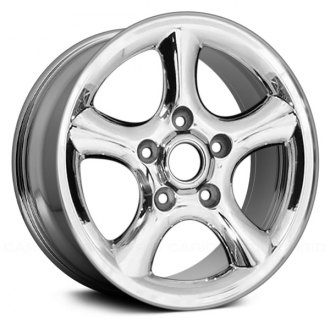 "Replace® - 16"" Remanufactured 5 Spokes Factory Alloy Wheel"
