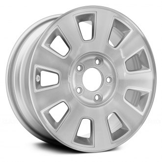 "Replace® - 16"" Remanufactured 9 Spokes Factory Alloy Wheel"