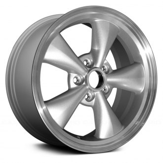 "Replace® - 17"" Replica 5 Funnel Spokes Factory Alloy Wheel"