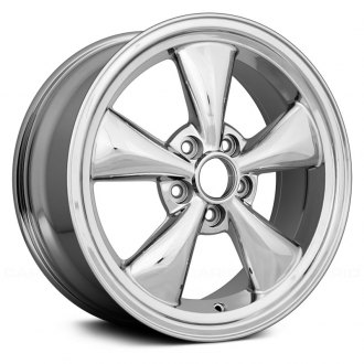 "Replace® - 17"" Remanufactured 5 Funnel Spokes Factory Alloy Wheel"