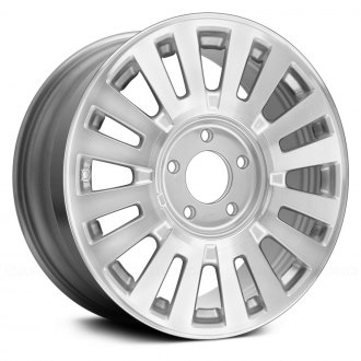 "Replace® - 16"" Remanufactured 16 Spokes Factory Alloy Wheel"