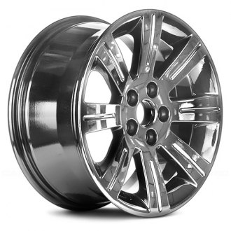 "Replace® - 17"" Remanufactured 8 Spokes Factory Alloy Wheel"